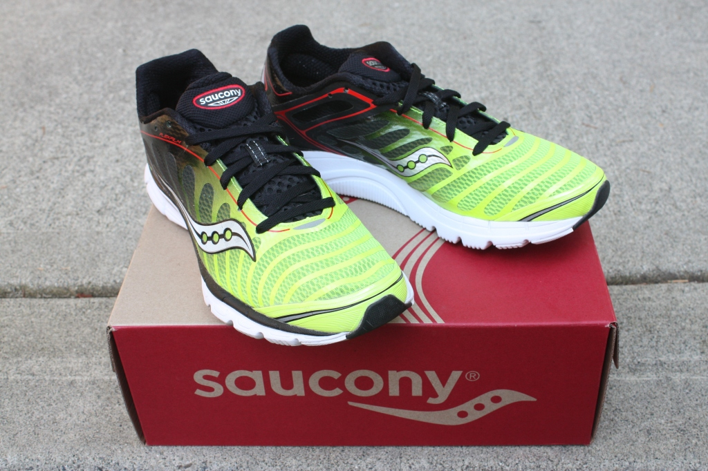 The Saucony Kinvara 3