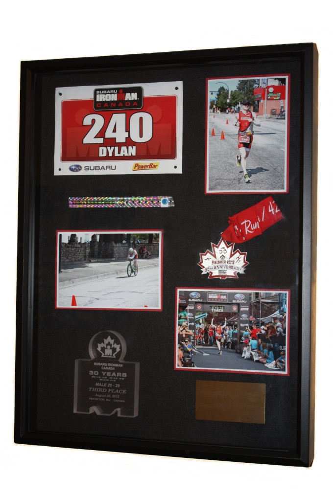 Ironman Shadow Box
