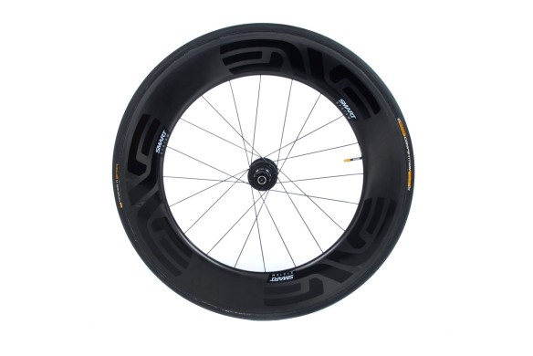 Enve SES 8.9 Rear Wheel with Powertap G3 Hub.