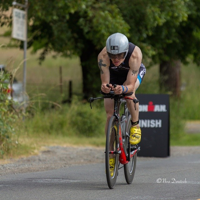 Ironman 70.3 Victoria Bike