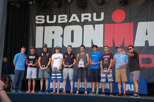 The extremely talented Pro Mens Podium.  We have a lot of work to do over the next year.