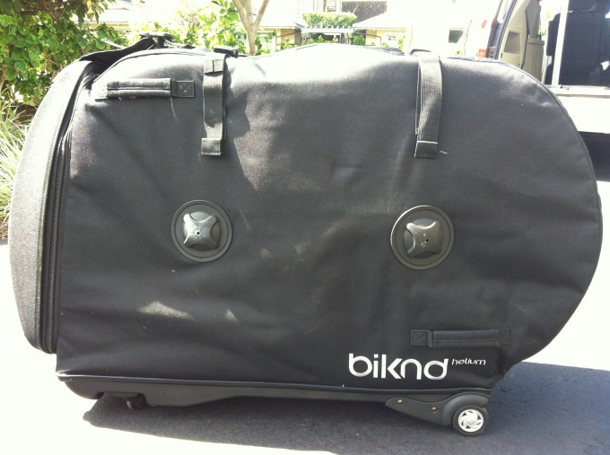 Biknd Helium Bike Bag
