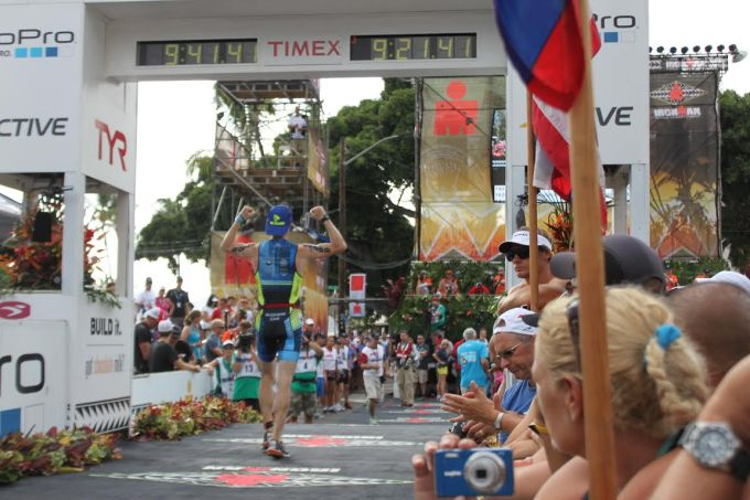 Kona Finish 1