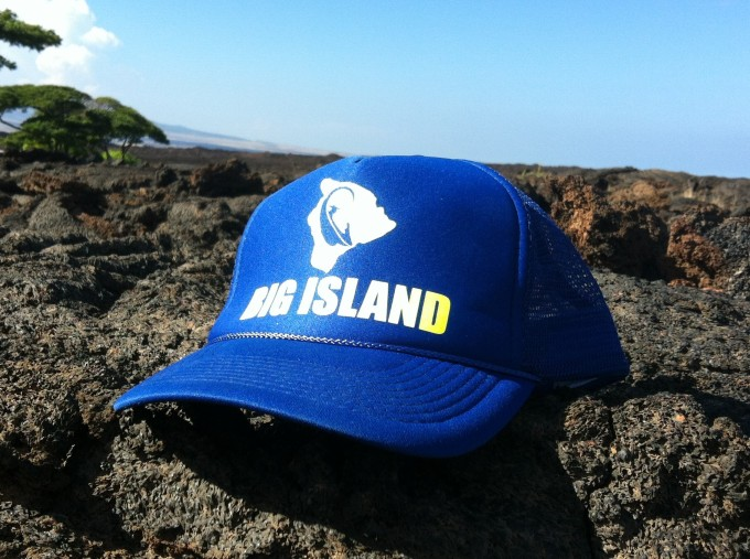 OG Trucker Hat, Island style... Big Island style!