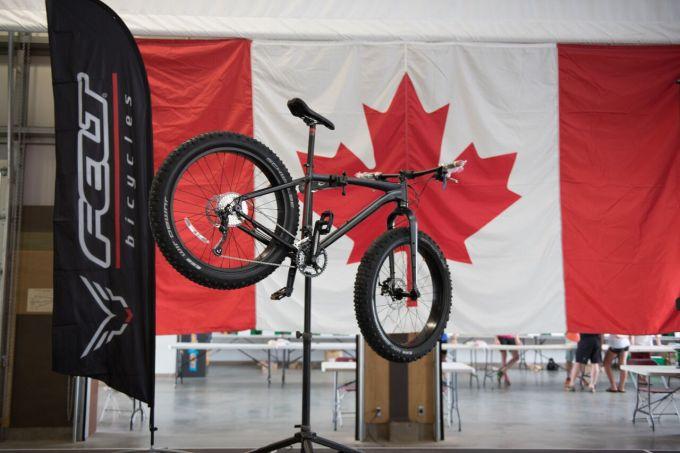 Felt Bicycles gave away this fat bike, pretty bummed I didn't win it.  It's pretty rad!!