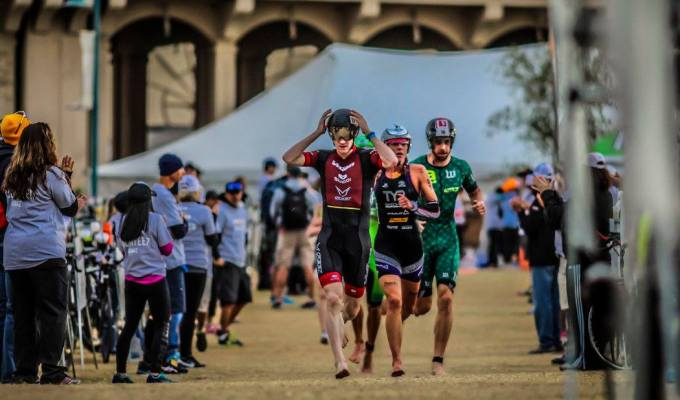 Breaking Down Barriers at Ironman Arizona